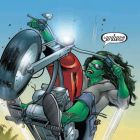 Weekend Preview: She-Hulk #24