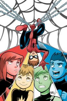 Spider-Man and Power Pack #2