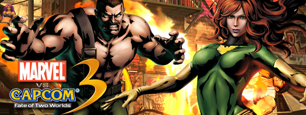 Phoenix and Haggar Join Marvel vs. Capcom 3