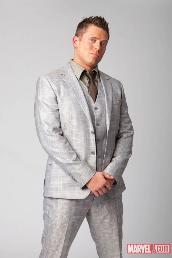 The Miz is awesome