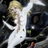 Spider-Island: Cloak and Dagger #1 cover by Mike Choi