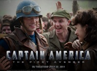 Captain America: The First Avenger Wallpaper #1