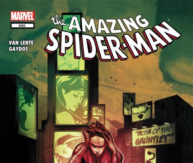 Amazing Spider-Man (1999) #626