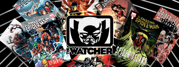 Watch Episode 46 of The Watcher: Spider-Island