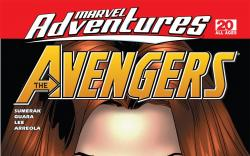 Marvel Adventures the Avengers (2006) #20