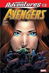 Marvel Adventures the Avengers #20 