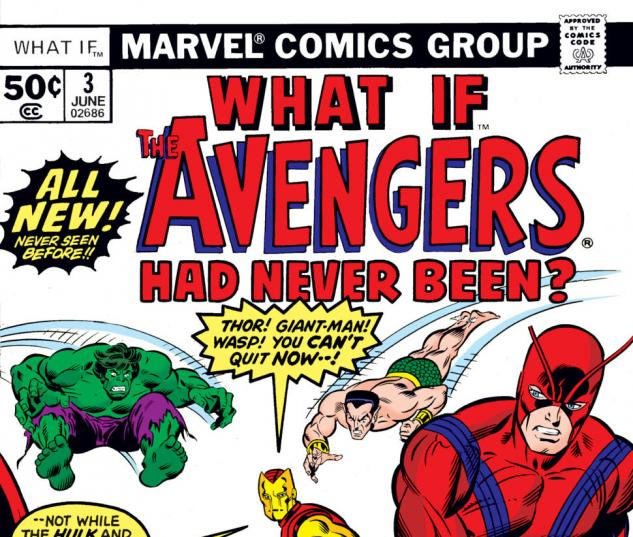 What If? (1977) #3
