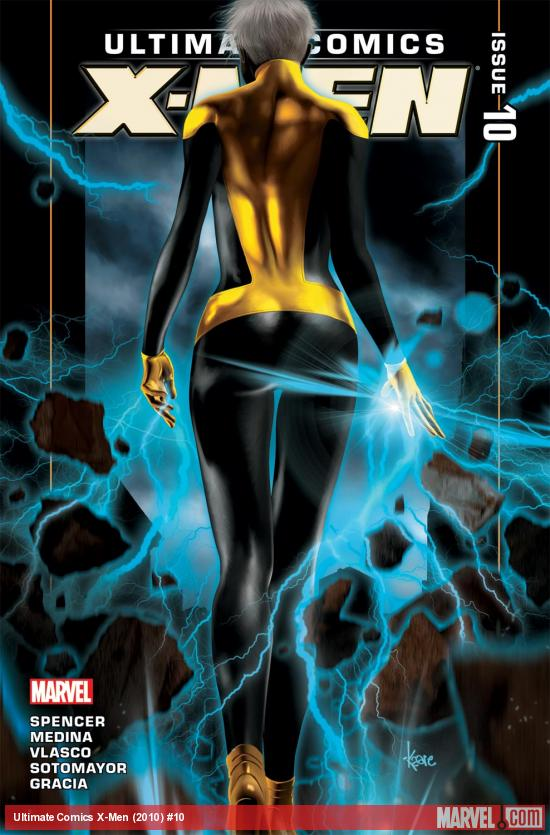 Ultimate Comics X-Men (2010) #10