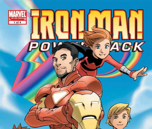 Iron Man and Power Pack (2007) #1