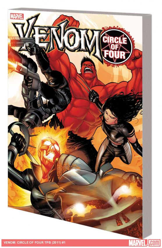 VENOM: CIRCLE OF FOUR TPB