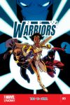 NEW WARRIORS 3 (ANMN, WITH DIGITAL CODE)