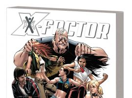 X-FACTOR BY PETER DAVID: THE COMPLETE COLLECTION VOL. 2 TPB