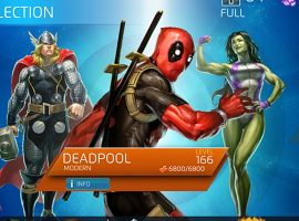 Marvel Puzzle Quest Trailer