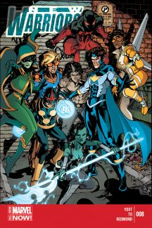 New Warriors #8
