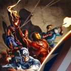 AVENGERS/INVADERS #12 (EAGLESHAM VARIANT)
