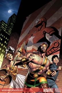 Incredible Hercules (2008) #127