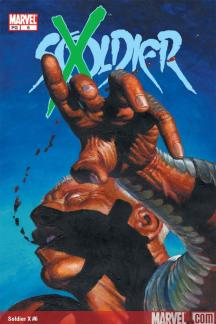 Soldier X (2002) #6
