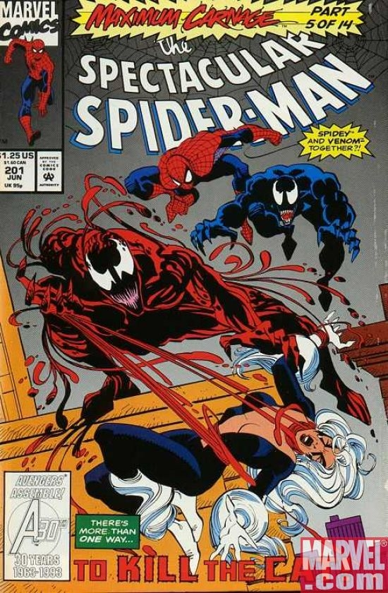 Spectacular Spider-Man #201