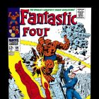 FANTASTIC FOUR #69