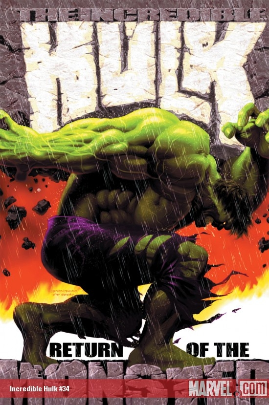 Incredible Hulk (1999) #34