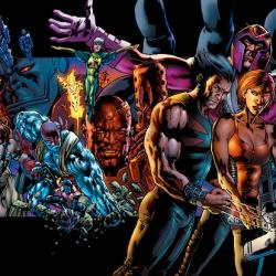 X-MEN: AGE OF APOCALYPSE ONE SHOT (2007) COVER