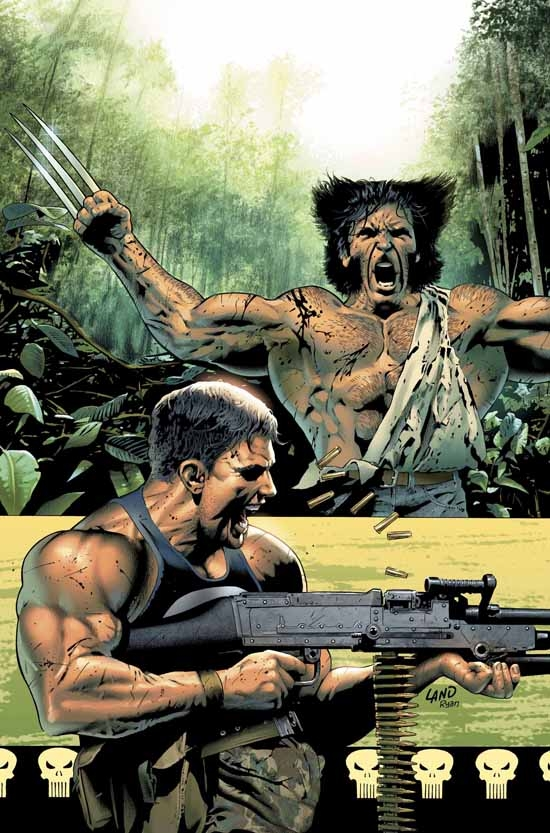 WOLVERINE/PUNISHER #5