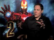 Iron Man 2 Up Close: Jon Favreau