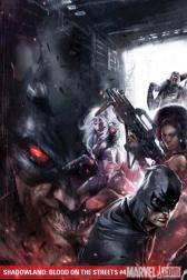Shadowland: Blood on the Streets #4