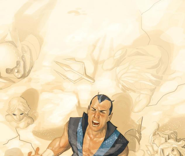 Namor: The First Mutant #8 cover by Phil Noto