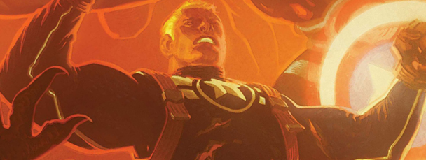 Sneak Peek: Steve Rogers: Super-Soldier Annual