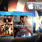 Own Captain America on Blu-ray, DVD &amp; Digital Download Now