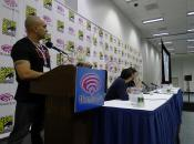 WonderCon 2012: Pre-Panel Vlog
