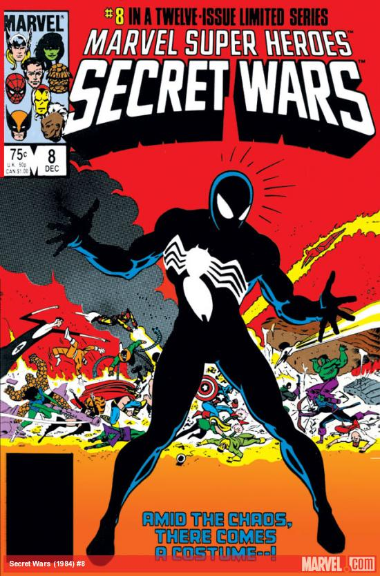 Secret Wars (1984) #8