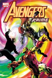Avengers: Prime #2 