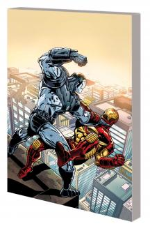Iron Man/War Machine: Hands of the Mandarin (Trade Paperback)