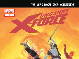 Uncanny X-Force (2010) #18