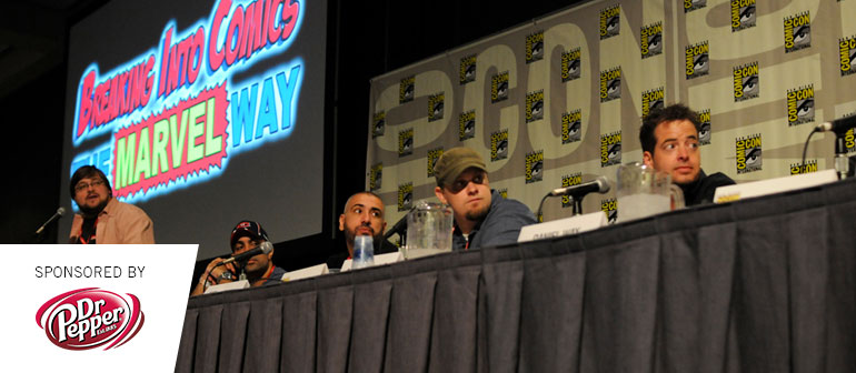SDCC 2014: Marvel Panel Schedule