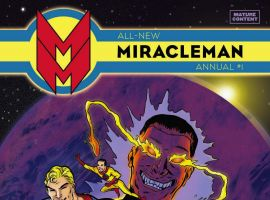 ALL-NEW MIRACLEMAN ANNUAL 1 SMITH VARIANT (POLYBAGGED)