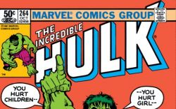 Incredible Hulk #264