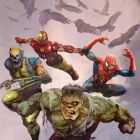 MARVEL ZOMBIES RETURN: SPIDER-MAN #1 (SUYDAM VARIANT)