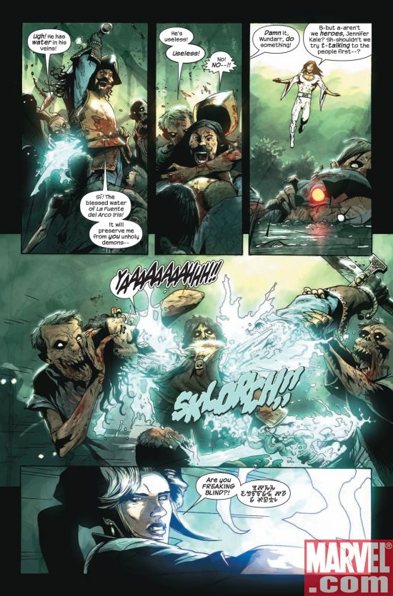 MARVEL ZOMBIES 3 #1, page 5