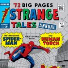 Strange Tales Annual #2