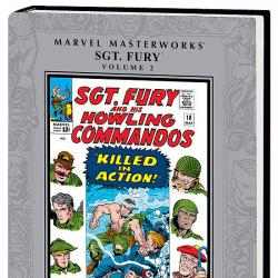 MARVEL MASTERWORKS: SGT. FURY VOL. 2 #0