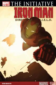 Iron Man: Director of S.H.I.E.L.D. #16