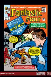 Fantastic Four #22 