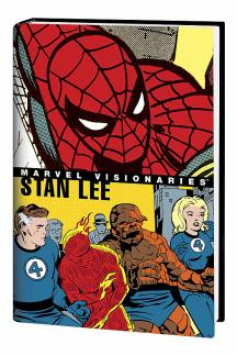 Marvel Visionaries: Stan Lee (Hardcover)