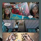 UNCANNY X-MEN #526 preview art by Whilce Portacio