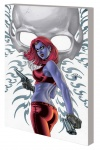 Mystique by Brian K. Vaughan Ultimate Collection (Trade Paperback)