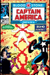 Captain America #362 