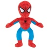 Spider-Man Plush Dog Toy with Squeaker by Fetch available at PetSmart